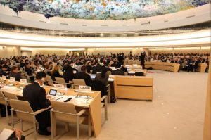 UN Geneva: China Dismisses Key Human Rights Recommendations on Tibet