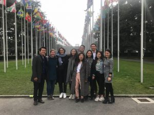 tibet advocacy at the united nations