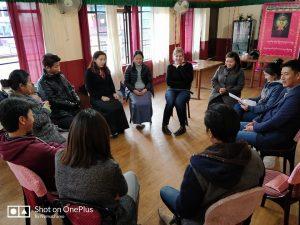 Tibet Advocacy training programmes